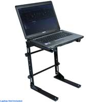 "Soundlab Portable Adjustable 12-17"" Inch Laptop Stand"