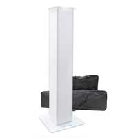 Equinox EQLED124 1.5m Plinth Pair