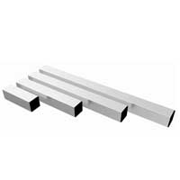 Stage Platform Deck Square Leg (x4) 40cm Fix Aluminium Professional Staging