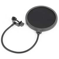Vonyx Microphone Pop Filter, 6 Inch