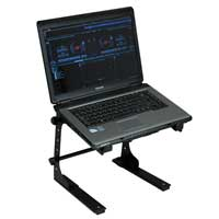 Soundlab G001DB Desk Top Laptop Stand with Carry Case