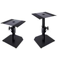 Novopro SMS50R Adjustable Studio Monitor Desktop Stands