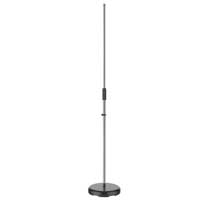Vonyx MS100C Microphone Stand Adjustable - Chrome