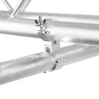 BeamZ BC50-100D Swivel Coupler Slimline 100kg Aluminium