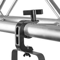 BeamZ BC50B-250Q Quick Clamp Slimline 250kg Black