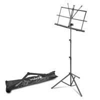 Vonyx 180.233 Folding Music Sheet Stand