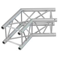 Beamz Professional 182.334 50cm P30-C22 Square 2-Way Truss Corner 120 Degrees
