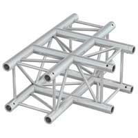 Beamz Professional 182.340 50cm P30-T35 Square 3-Way Truss T-Junction