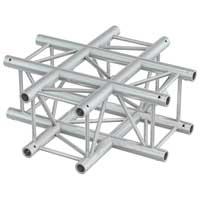 Beamz Professional 182.342 70cm P30-C41 Square 4-Way Truss Cross Piece