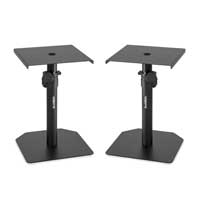 Vonyx Adjustable Studio Monitor Stands Pair