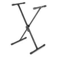 Vonyx Folding Keyboard Stand - Easy Locking