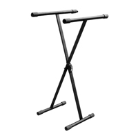 Folding Heavy Duty X Frame Keyboard Stand