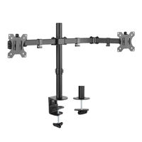 """Audizio MAD20 Dual Monitor Desk Stand 13 - 32"""""""