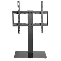 "Audizio TTTS40 Glass TV Monitor Stand 32 - 55"""