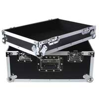 Power Dynamics Flight Case, Durable Foam-Padded