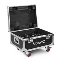 BeamZ FCC9 Charging Flight Case for 8 Uplighters