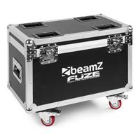 BeamZ FCFZ4 Moving Heads Flight Case, Large