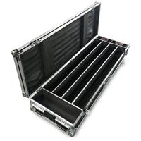 BeamZ FCC14 LED Bar Charging Flight Case, 1350 x 430 x 210mm