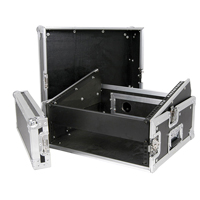 PD Mixer Flight Case, 532 x 523 x 325mm