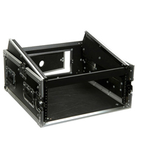 PD Mixer Flight Case, 615 x 536 x 371mm