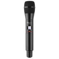 PD PD504HH Wireless Handheld Microphone, UHF