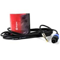 Skytec Speaker NL2 Male to 6.35mm Male Jack Speaker 5m Lead