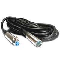 Soundlab Female XLR to Male XLR 6m