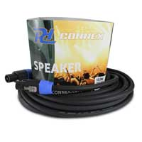 PD Connex NL2 To NL2 Speaker Plug Cable 10m