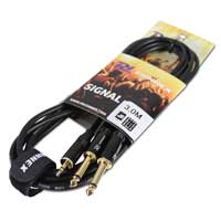 PD Connex 2x 6.35mm Jack To 3.5mm Male Jack Cable 3m