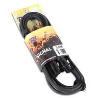 PD Connex Signal Cable 2x XLR Male - 2x XLR Female 3m