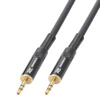 PD Connex Cable 3.5mm Stereo Mini Jack Male Plug Audio Lead Headphone Aux MP3 3m
