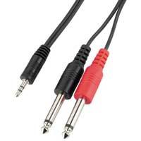 Monacor 66800 MCA-204 Audio Connection Cable