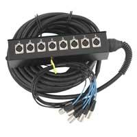 Soundsation SGBX10-0008 Multicore Cable Stagebox 15 Mt