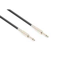 Vonyx 177.799 6.3mm Mono Jack - 6.3mm Mono Jack Guitar Cable 6m