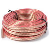 Universal Stranded Cable Red and Black PVC Sleeve Lead 1.5mm 10m