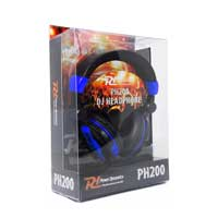 PD PH200 DJ Headphones, Blue