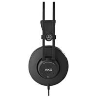 AKG HR225 K52 Closed Back Headphones