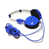 AKG HR226 K402 Headphones - Blue