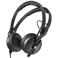 Sennheiser HD 25 PLUS Dynamic Headphones 70 Ohms Unidirectional 3m (1m)