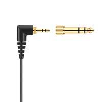 Sennheiser HD 25 Dynamic Headphones 70 Ohms Closed Supra-Aural Adjustable