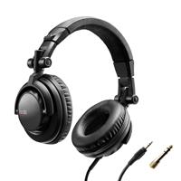 Hercules HDP DJ45 DJ Headphones - Over Ear - Closed Back