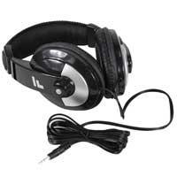 Skytec MK II Accessories Kit Microphone + Headphones + Cables