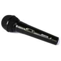 Fenton DM100 Dynamic Wired Microphone