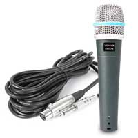 Vonyx DM57A Wired Karaoke Microphone with Cable