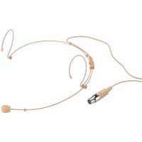 Monacor 234050 HSE-150/SK Headworn Microphone Vocal Headset