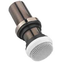 Monacor 232730 ECM-10/WS PA Vocal Desk Boundary Microphone