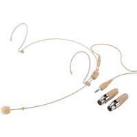 Monacor 235160 HSE-150A/SK Headworn Microphone Vocal Headset