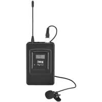IMG Stage Line 253550 TXS-606LT Wireless UHF PLL Tie Clip Microphone Transmitter