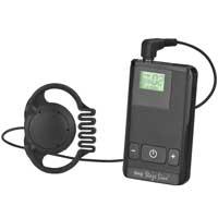 Monacor 255640 ATS-20R 16 Channel Digital Voice Receiver Transmitter System