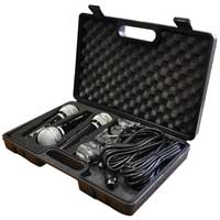 Soundlab G148KB Dynamic Vocal Microphone Kit